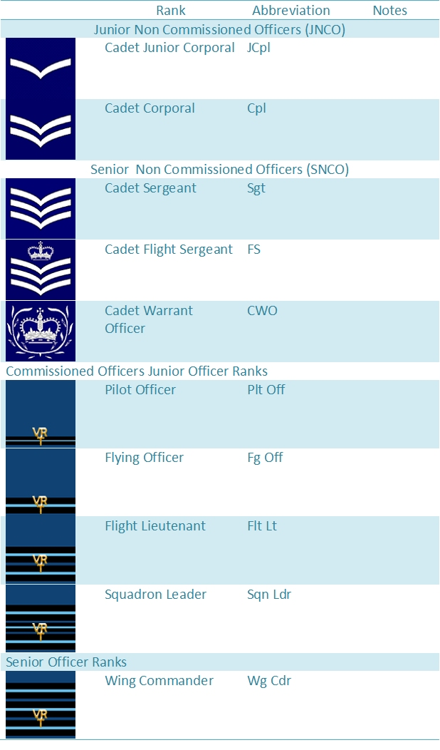 raf ranks choice image