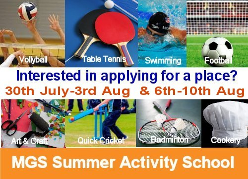 Summer Activity School