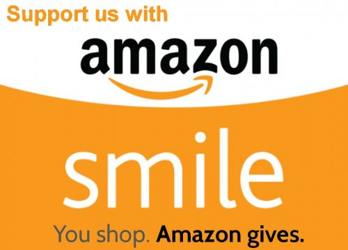 Support us with Amazon Smiles